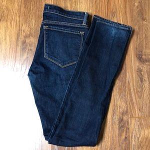J Brand Ankle Zip Skinny Jeans